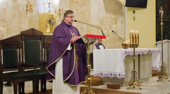 Rekolekcje ze sw. Charbelem w kolejnych parafiach