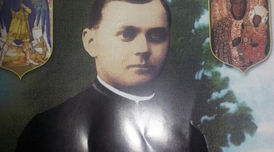 Ks. Jarek odnalazł grób Bł. ks. Zygmunta Pisarskiego