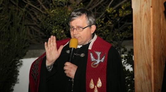 Droga Krzyżowa. Ksiądz Jarosław prowadzi renowację Misji Świętych