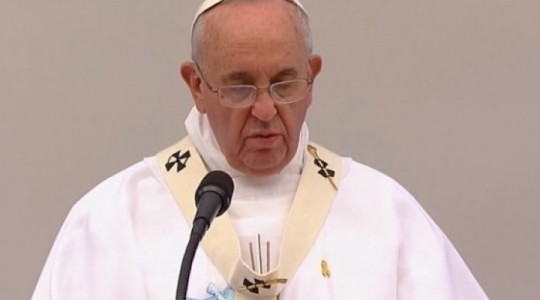 Papież ogłosił Rok Święty Miłosierdzia