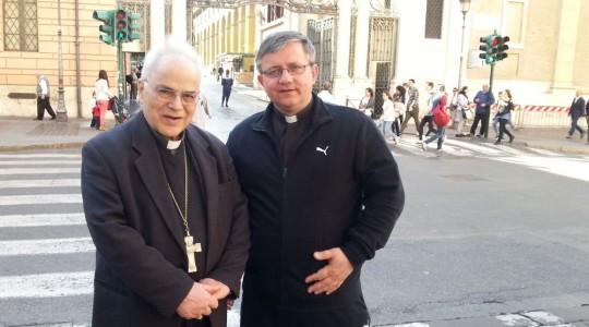 21.04.2015 Watykańskie spotkania