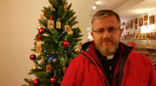 Padre Jarek Cielecki vi augura un buon Natale a tutti voi