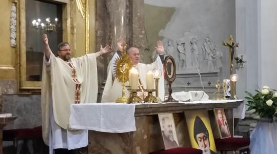 Modlitwy w Ludwigshafen