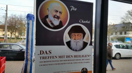 Pierwsza sobota lutego ze Świętymi we Frankfurcie nad Menem