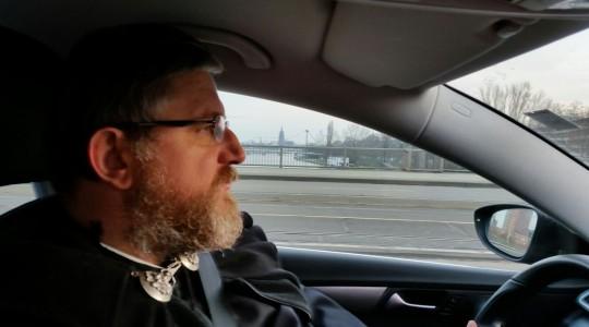 W drogę do Polski do Poznania