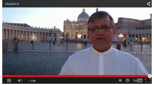 Pierwsza transmisja z Watykanu w uroczystość śś. Apostołów Piotra i Pawła