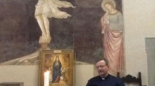 Matka Boża jest wśród nas. Katecheza z Figline Valdarno w pobliżu Florencji