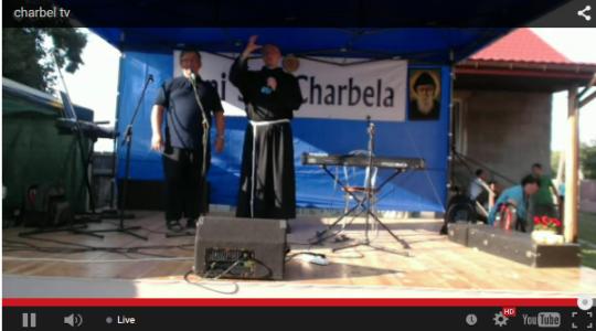 Dni św. Charbela we Florencji k. Radomia. Dzień 1, część 1.