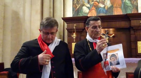 Domy Modlitwy św. Charbela pobłogosławił patriarcha Libanu kardynał Béchara B. Raï
