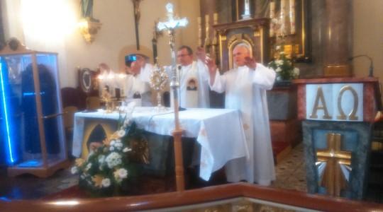W parafii Ołobok