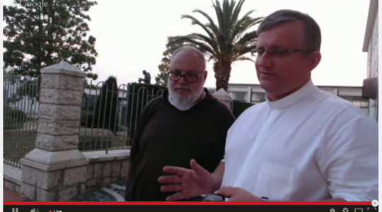 Z Pietrelciny w pierwszym dniu nowenny do św. Charbela