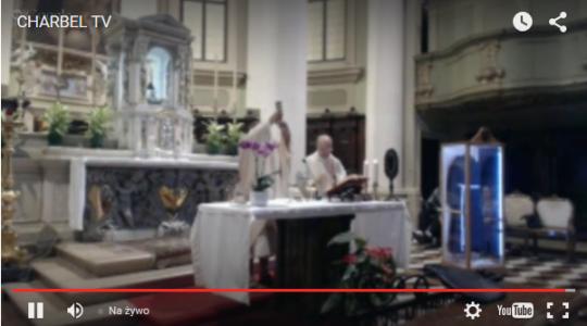 Relikwie św. O. Pio - Chiesa Di S. Gaetano Vicenza Italy