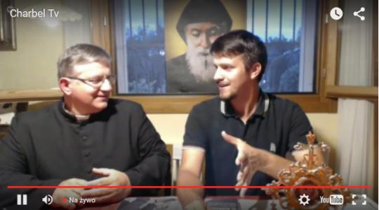 Katecheza i spotkanie z czcicielami św. Charbela w Vicenzy