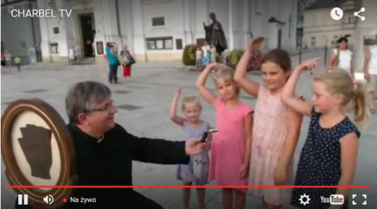 W Wadowicach - ze św. O. Pio u św. Jana Pawła II