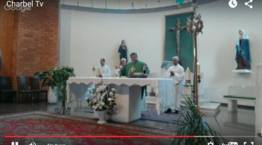 27 września 2015 Msza św. i kazanie z Pesaro w diecezji Rimini - przewodniczy ks. Jarosław
