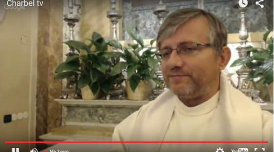 Z Sanktuarium św. Vicinio z Cesena Sarsina, 31.X.2015