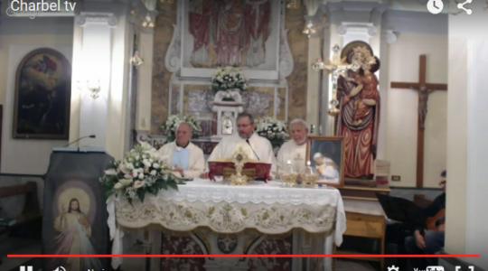 Msza św. w dniu imienin św. Jana Pawła II