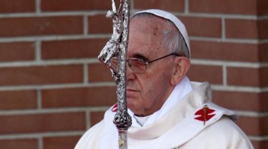 Uroczystość CHRYSTUSA KRÓLA - Anioł Pański z Ojcem Świętym Franciszkiem