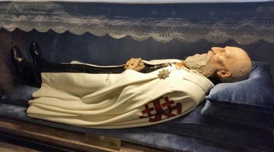 140 lat temu Bł. Bartolo Longo sprowadził wizerunek Maryi Różańcowej do Pompejów