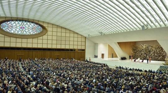Papież do kolejarzy: miłosierdzie uzdrawia