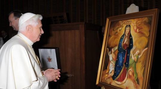 Niegowicki obraz krakowskiej artystki