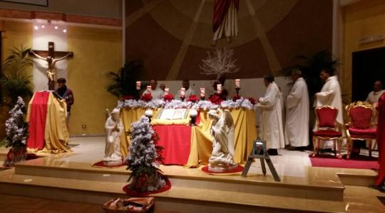 Padre Gennaro w Arzano