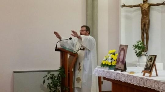 Oggi 23 gennaio abbiamo iniziato un ritiro spirituale per il gruppi di preghiera San Charbel.  Rozpoczęły się rekolekcje dla Domów Modlitwy św. Charbela na północy Włoch w miejscowości Chioggia