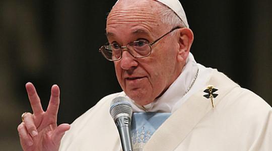 Franciszek do młodzieży: o potrzebie odwagi i pokory w szukaniu Boga
