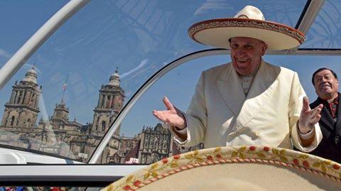 Franciszek do odrzuconych Indian: świat wiele może się od was nauczyć