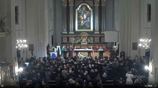 7.02.2016 Relikwie św. O. Pio przybyły do Polski do Poznania