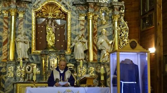 Relikwie św. o Pio przyjęto w Świerczynie