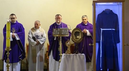 Przybycie relikwii św. o Pio to wielka łaska
