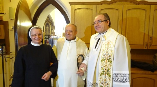 W Gorzycach przyjęto relikwie z największą czcią