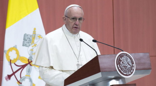 Papież na Mszy w Ciudad Juárez: nigdy więcej śmierci i wykorzystywania!
