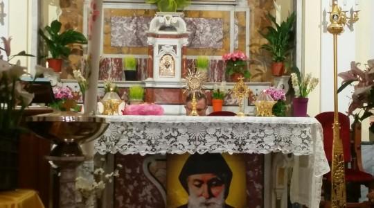 Czas modlitewnego skupienia i odwiedziny u ss. klarysek