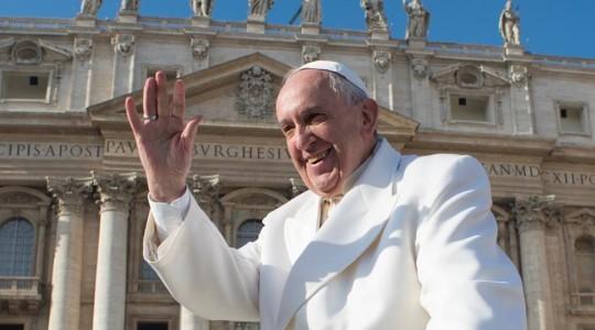 """Papież na Mszy w poniedziałek: chrześcijanin mówi Bogu """"tak"""""""