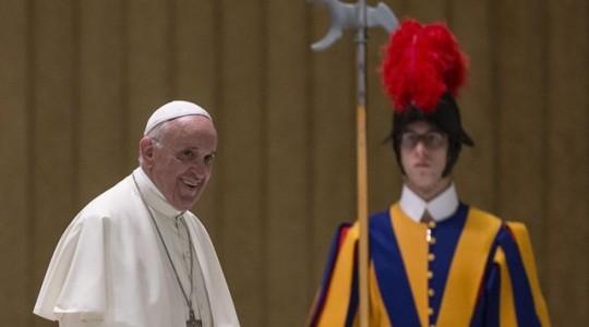 Franciszek w piątek u św. Marty: nie wolno przemilczać Chrystusa