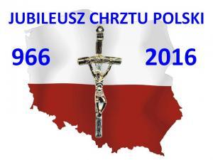 Ks. Jarek w dniu obchodów uroczystości 1050 rocznicy chrztu Polski, 14.04.2016
