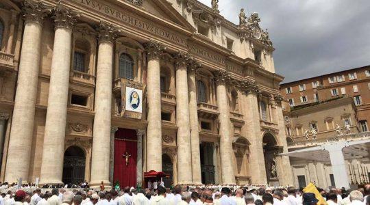 Franciszek do diakonów o powołaniu do służby