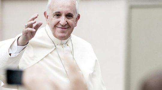 Franciszek: Świętość tylko dla odważnych