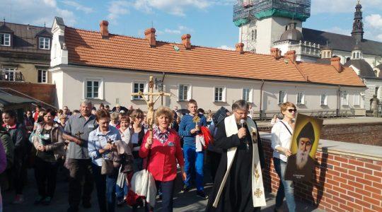 Droga Krzyżowa na Wałach Jasnogórskich, 6.5.2016