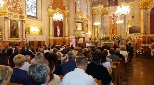 Św. Charbel przyszedł do wspólnoty w Działoszynie