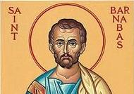 Patron dnia 11.06 - Św. Barnaba, apostoł