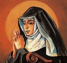 Patron dnia 15.06 - Błogosławiona Jolanta, księżna, zakonnica
