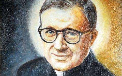 Patron dnia 26.06 - Święty Josemaría Escrivá de Balaguer, prezbiter