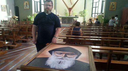 U maronitów w Rzymie. Przybywa domów św. Charbela