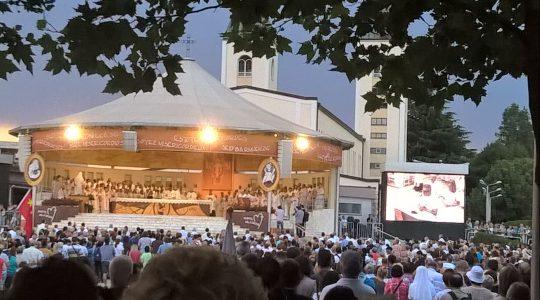 35 rocznica objawień Królowej Pokoju w Medziugorju. Orędzie 25.06