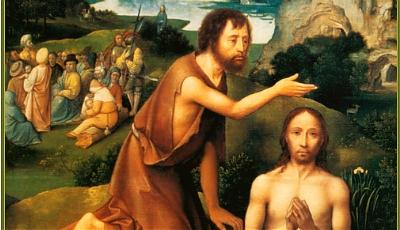Patron dnia 24.06 - Święty Jan Chrzciciel