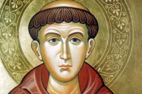 Patron dnia 13.06 - św. Antoni z Padwy, prezbiter i doktor Kościoła