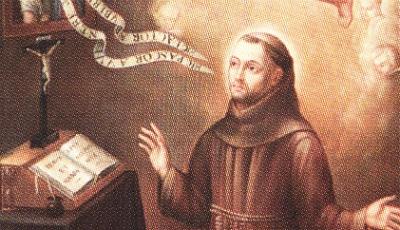 Święty Szymon z Lipnicy, prezbiter
